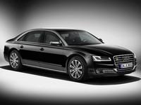 Rapid'news - Audi A8 L Security...