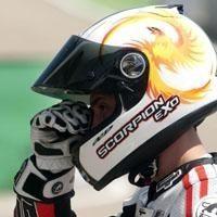 GP125 - Alexis Masbou: Sa chute de Brno est due à une casse moteur
