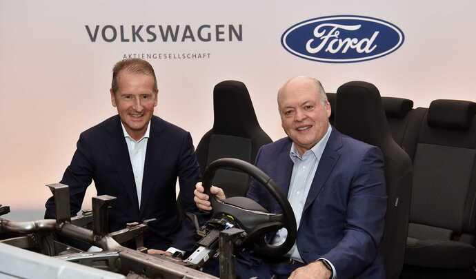 Ford et Volkswagen, mariés et plusieurs enfants ?