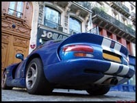 La photo du jour : Chrysler Viper GTS