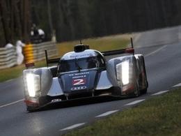 11h : la pluie arrive au Mans