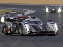 12h30 : Audi résiste à Peugeot