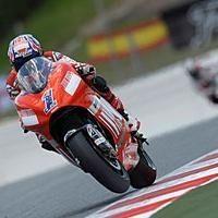 Moto GP - Grande Bretagne D.1: Stoner commence fort
