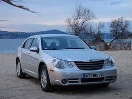 Essai - Chrysler Sebring : l'alternative américaine