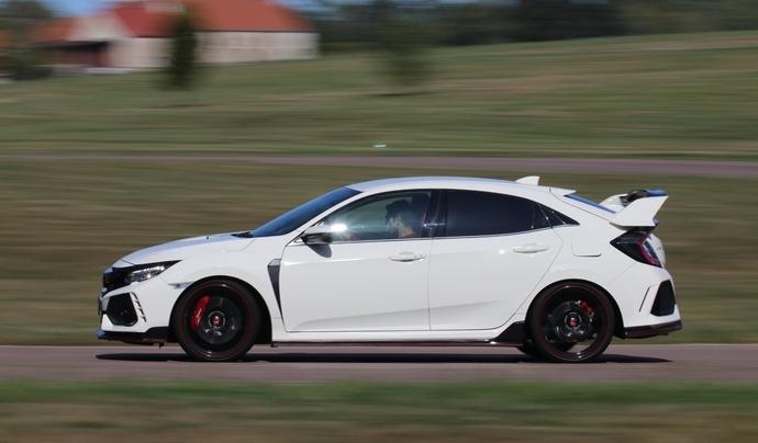 La Honda Civic Type R, l'ode à la mécanique