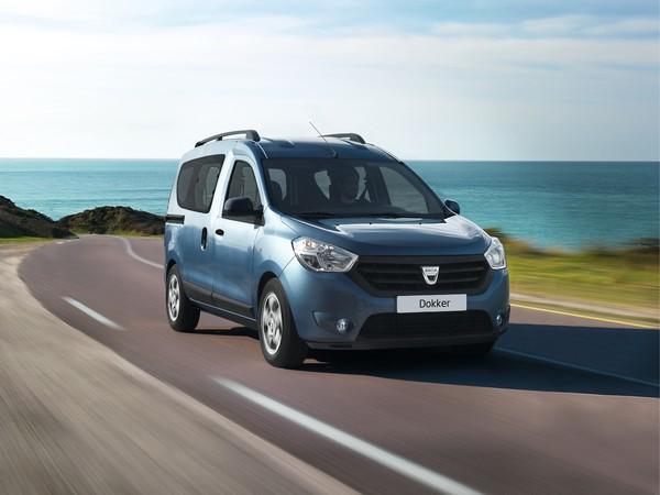 Dacia Dokker et Dokker Van: prix et gamme
