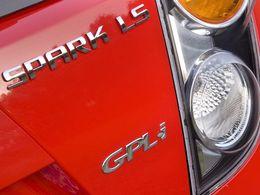 Bilan commercial satisfaisant pour la gamme GPL de Chevrolet en France