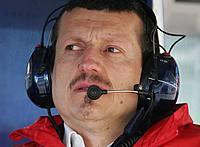 Günther Steiner change de Formule