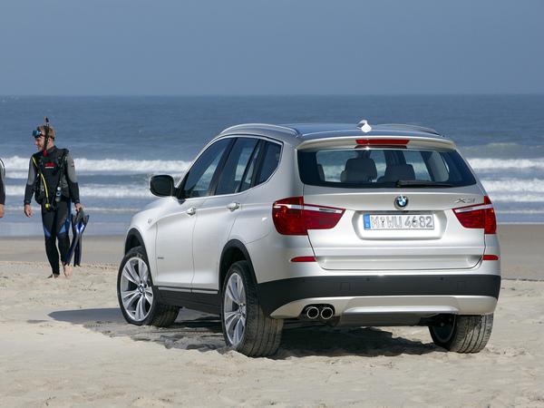 Nouveau BMW X3 : c'est lui