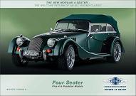 Nouvelle Morgan Four Seater : 'so British'