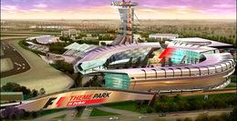 Dubai et Abu Dhabi F1 Theme Park : ouvertures reportées