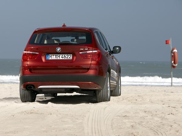 Nouveau BMW X3 : tous les détails et les photos HD