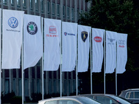 Les ventes du groupe Volkswagen en baisse pour la première fois depuis plus de 4 ans