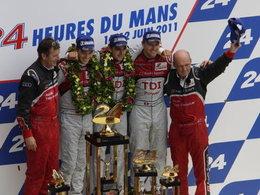 (Direct Le Mans) Audi s'impose aux 24 Heures du Mans 2011