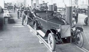 Volvo fête aujourd'hui ses 90 ans