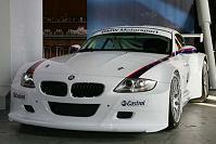 BMW Z4 Coupé Motor Racing Kit
