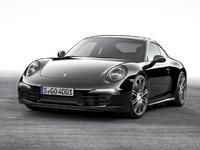 Porsche dévoile les 911 et Boxster Black Edition