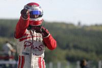 GP2 Spa Course 1: Lapierre, roi de Belgique, Cocorico !