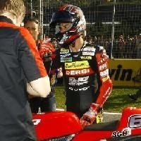 GP125 - Grande Bretagne D.1: Mike n'a eu que six minutes pour se qualifier