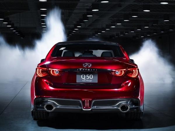 Infiniti: une ligne Eau Rouge pour rivaliser avec les Audi RS, BMW M et Mercedes AMG...