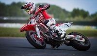 Supermotard, Championnat de France 2014, round 4: Bidart empoche Albi