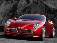 Alfa Romeo va produire la 8C Competizione