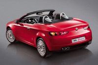 Alfa Romeo Spider 'Cabrio of the Year 2006'