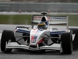 SuperLeague Formula : Bourdais arrête les frais avec l'OL