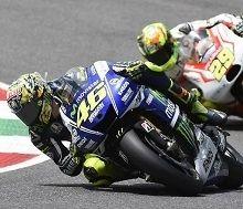 Moto GP – Grand Prix de Catalogne: Rossi s'est fait plaisir