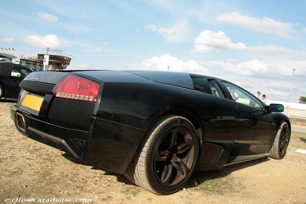 Photos du jour : Lamborghini Murcielago LP640