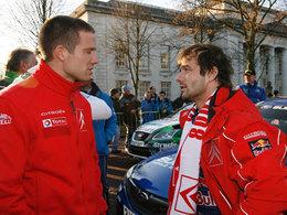 """WRC : Loeb """"Si Ogier veut être numéro 1, il faut qu'il aille chez Ford"""""""