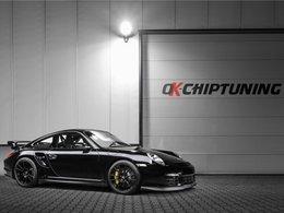 Pratiquement 700 ch pour la Porsche GT2 OK-Chiptuning