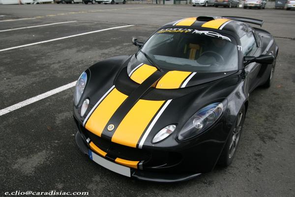 Photos du jour : Lotus Exige S GT British Special Edition