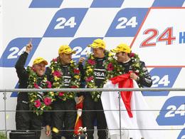Le Mans 2011 - La réaction de Soheil Ayari