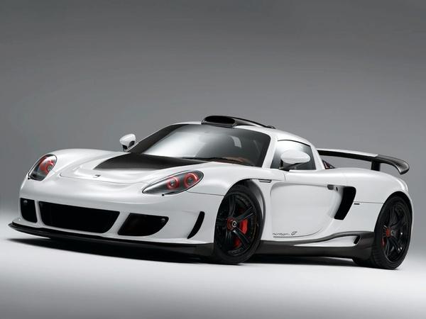 Gemballa Mirage GT Carbon Edition : pour carboniser (les autres)