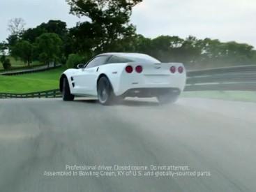 [Vidéo] La Corvette ne veut pas stopper la course à l'armement