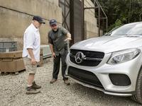 Jurassic World : le making of par Mercedes