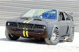 Alfa Romeo Sprint Veloce, pour Mad Max (ou Spiderman)