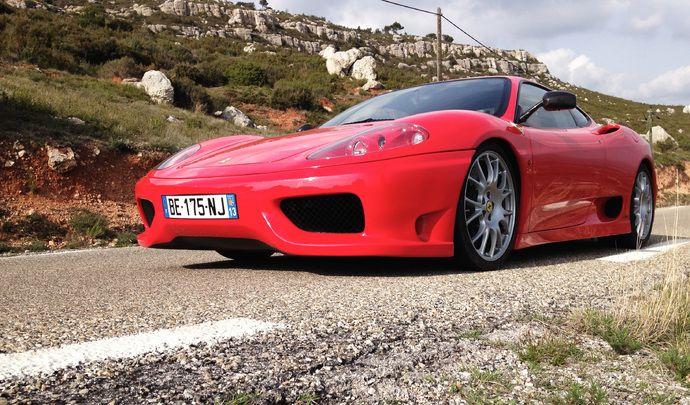 La minute du propriétaire : Ferrari 360 Challenge Stradale - Échappée des circuits
