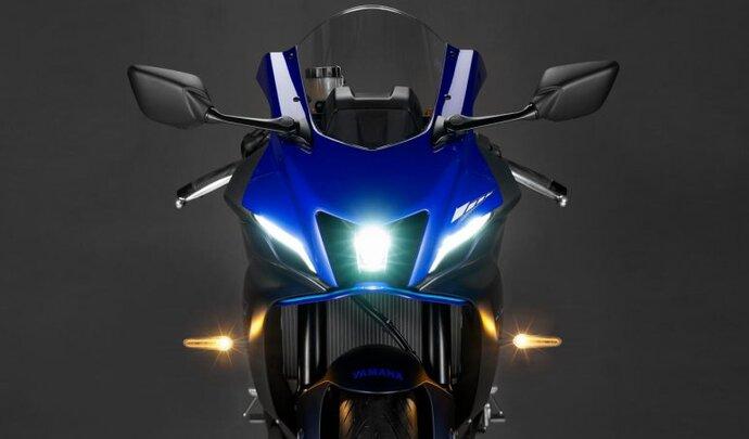 Yamaha présente la nouvelle R7 2021 !