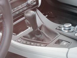 Surprise : la future BMW M5 avec une boîte manuelle
