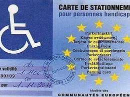 Stationnement: la gratuité pour les handicapés c'est maintenant