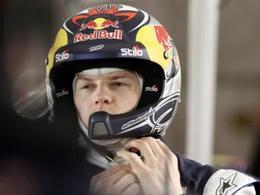 Kimi Räikkönen repart pour une deuxième saison en WRC