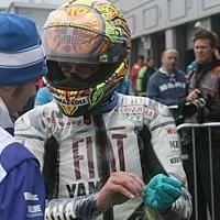 Moto GP - Grande Bretagne D.2: Rossi vote pour la pluie