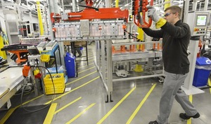 Une usine de batteries en France, en partenariat avec l'Allemagne