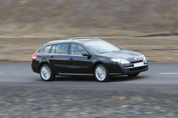 Renault Laguna Estate : break sur le look