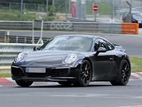 Surprise : la Porsche 911 restylée montre tout