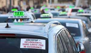 Taxi vs Uber: en France on crie à la trahison et ça risque de chauffer