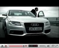 Les vidéos du jour : nouvelle Audi A4