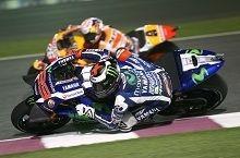 MotoGP - Qatar J.1 : Lorenzo commence bien